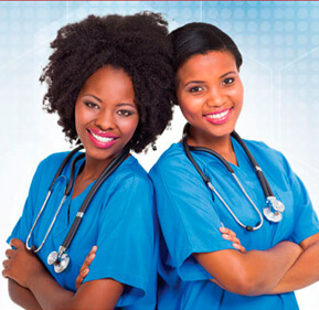 Front-end and Back-end Development of website | Nurses First Staffing