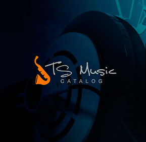 Web Design of Online Music Store